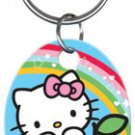 Key Chains: HELLO KITTY- Hello Kitty Blue Key Chain