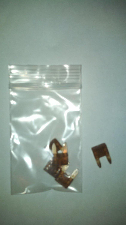 Fuses: Omix- Ada Maxi Fuse 25 Amp(5)