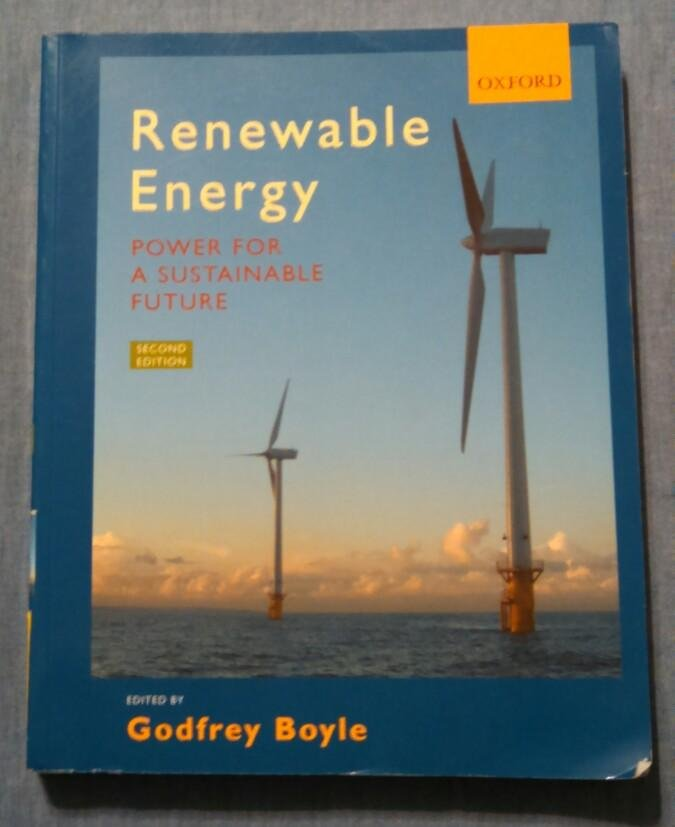 Renewable Energy Power For A Sustainable Future