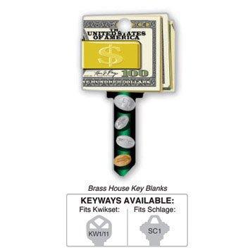 Key Blank: B103S MONEY SCHLAGE