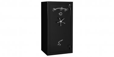 Gun Safes:American Security BF6030-LTE-F-GR-A-ESL10XL 60X30X26,1005#,GRANITE,12-18-3 ELECTRONIC LOCK