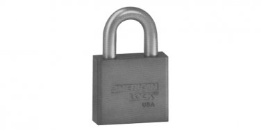 "Padlocks:American Lock A1407BLUWO 1-3/4""BLUE,3""SHACKLE,LESS CYLI YALE 1220"