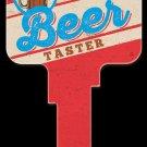 Key Blanks: Key Blank AC8 - Beer Taster - Kwikset
