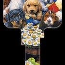 Key Blanks: Key Blank AC2 - Puppies- Weiser