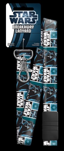 "Lanyards:DISNEY-21"" Breakaway Lanyard SWL1 - Darth Vader"