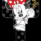 Key Blanks: Key Blank D83 - Minnie Mouse- Weiser
