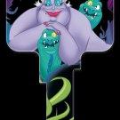 Key Blanks: Key Blank D99 - Disney's Ursula- Kwikset