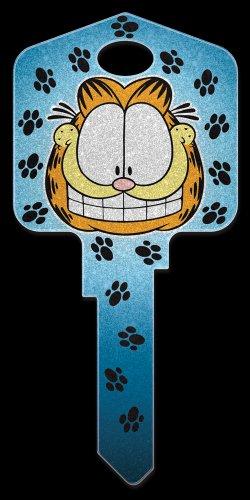 Key Blanks: Key Blank G7 - Garfield Glitter- Schlage