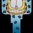 Key Blanks: Key Blank G7 - Garfield Glitter- Weiser