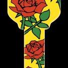 Key Blanks: Key Blank HK18 - Roses - Kwikset
