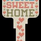 Key Blanks: Key Blank KL11- Home Sweet Home- Weiser