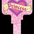 Key Blanks: Key Blank PG4 - Princess- Kwikset