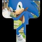 Key Blanks: Key Blank SG1 - Sonic- Kwikset
