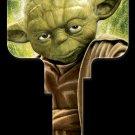 Key Blanks: Key Blank SW2 - Yoda- Schlage