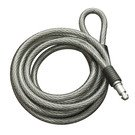 Automotive: Master Lock Model No. 8256DAT  Spare Braided Steel Cable