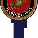 Key Blanks: Real Superhero Key Marines Key Blanks - Schlage