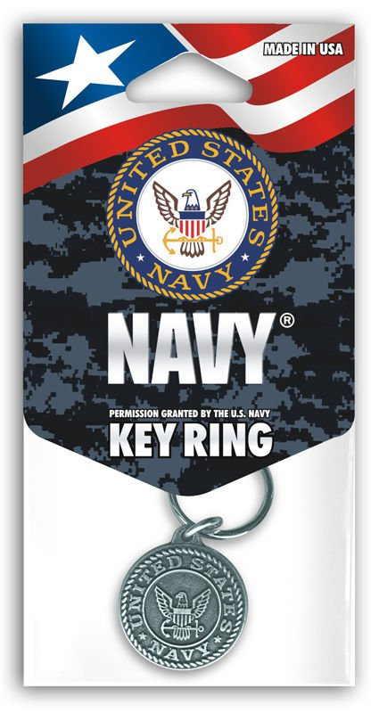 Key Chains: Real Super Hero's U.S. Navy Key Chains