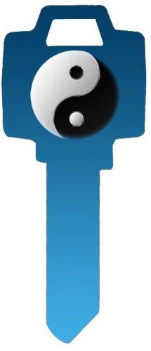 Key Blanks:Model:BLUE YIN Key Blanks - Schlage