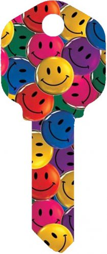Key Blanks:Model HAPPY  Key Blanks - Kwikset