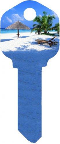Key Blanks:Model BEACH Key Blanks - Kwikset
