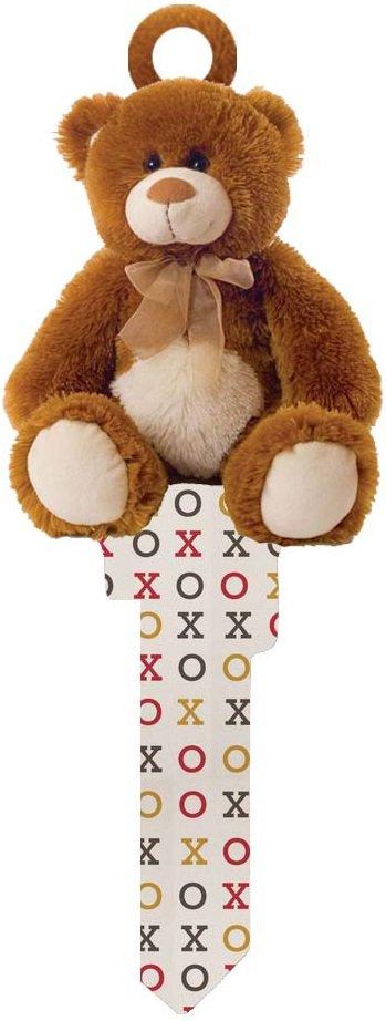 Key Blanks:Model 3D TEDDY BEAR Key Blanks - Kwikset