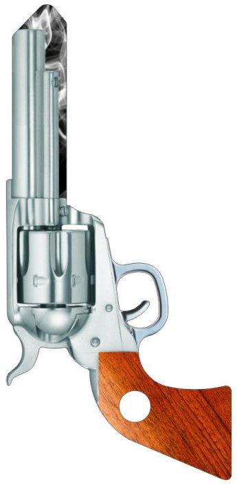 Key Blanks:Model 3D Cowboy Gun Key Blanks - Kwikset