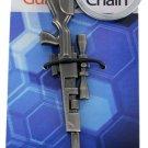 Key Chains:Model RIFLE GUN KEYCHAIN