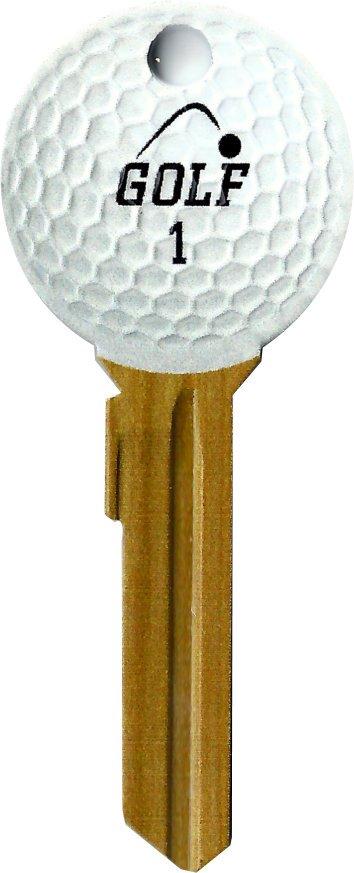 Key Blanks:Model Golfing Key Blanks - Schlage