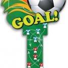 Key Blanks:Model Soccer  Blanks - Kwikset