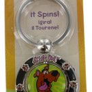 Key Chains:Model SCOOBY DOO SPINNER KEYCHAIN