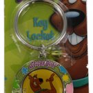 Key Chains:Model SCOOBY DOO LOCKET KEYCHAIN