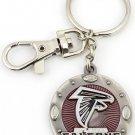 Key Chains:Model Atlanta Falcons Key Chain