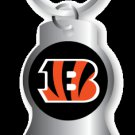 Key Chains:Model CINCINNATI BENGALS BOTTLE OPENER Keychain