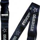 Key Accessories: Dallas Cowboys Blue Lanyard