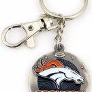 Key Chains:Model Denver Broncos Key Chain