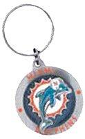 Key Chains:Model Miami Dolphins Key Chain