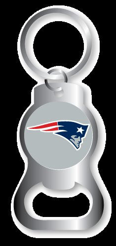Key Chains: Model: NEW ENGLAND PATRIOTS  BOTTLE OPENER Keychain