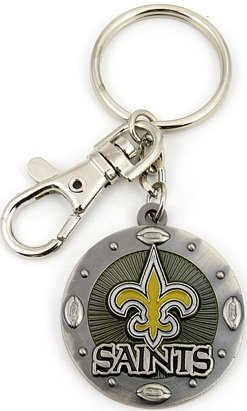 Key Chains:Model: New Orleans Saints Key Chain