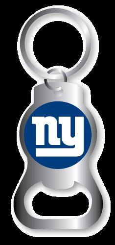 Key Chains: Model: NEW YORK GIANTS BOTTLE OPENER Keychain
