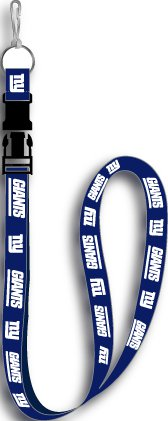 Key Accessories:Model: New York Giants Lanyard