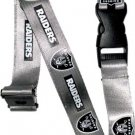 Key Accessories:Model: NFL - Oakland Raiders Silver Lanyard