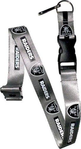Key Accessories:Model: NFL - Oakland Raiders Silver Lanyard