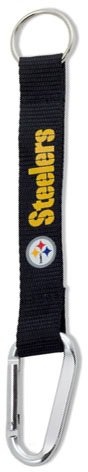 Key Accessories: Model: NFL - PITTSBURGH STEELERS CARABINER LANYARD