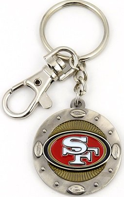 Key Chains:Model: San Francisco 49ers Key Chain
