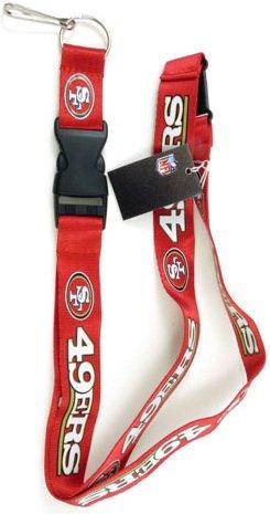 Key Accessories: Model: San Francisco 49ers Lanyard