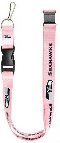 Key Accessories: Model: Seattle Seahawks Pink Lanyard
