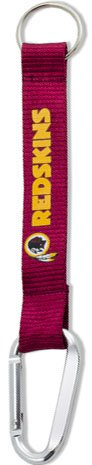 Key Accessories: Model: NFL - WASHINGTON REDSKINS CARABINER LANYARD