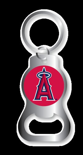 Key Chains: Model: MLB -ANAHEIM ANGELS BOTTLE OPENER Keychain