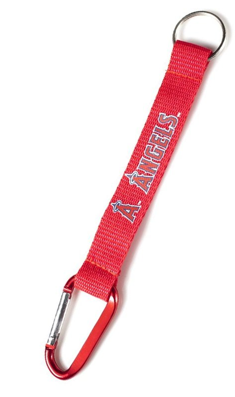 Key Accessories: Model: MLB - ANAHEIM ANGELS CARABINER LANYARD