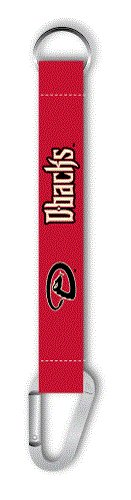 Key Accessories: Model: MLB - ARIZONA DIAMONDBACKS  CARABINER LANYARD